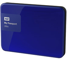 WD My Passport ULTRA - 500GB, modrá - WDBWWM5000ABL-EESN