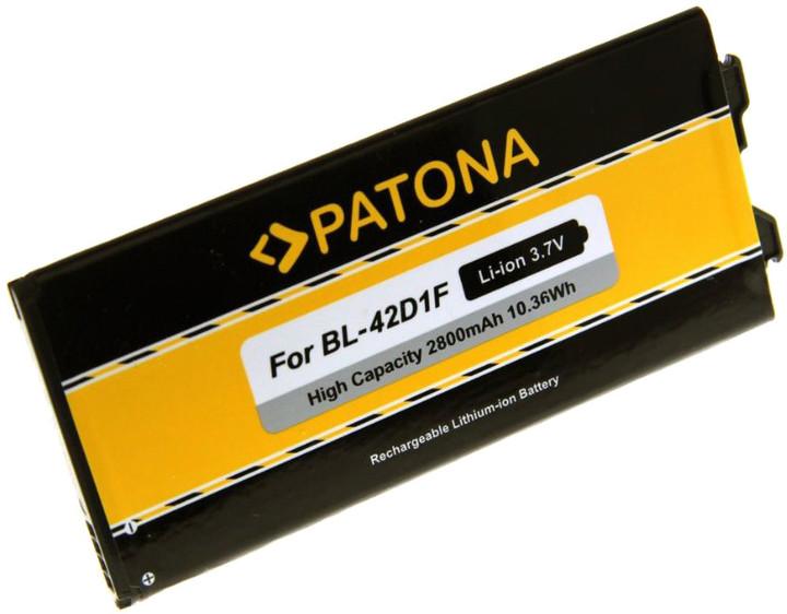 Patona baterie pro mobil LG G5 2800mAh 3.7V Li-Ion BL-42D1F