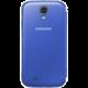 Samsung flipové pouzdro S-view EF-CI950BC pro Galaxy S4, světle modrá