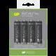 GP Recyko+ AA Ni-MH 2050mAh, 4ks  + Zdarma GP Nabíječka baterií Quick 3 v hodnotě 359,-