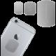Scosche magicMOUNT Plate výměnné magnety pro magnetické držáky, šedá
