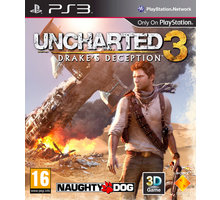 Uncharted 3: Drake's Deception - PS3 - PS719124290