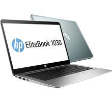 HP EliteBook 1030 G1, stříbrná - X2F03EA