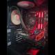 Corsair Vengeance LED Red 16GB (2x8GB) DDR4 3200