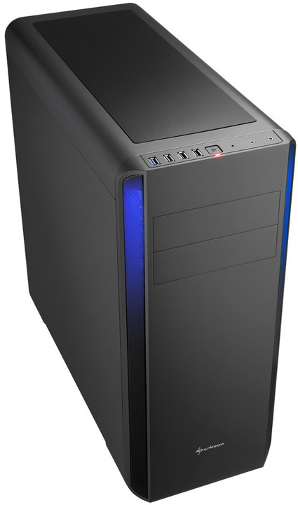 Sharkoon BW9000-V, černá