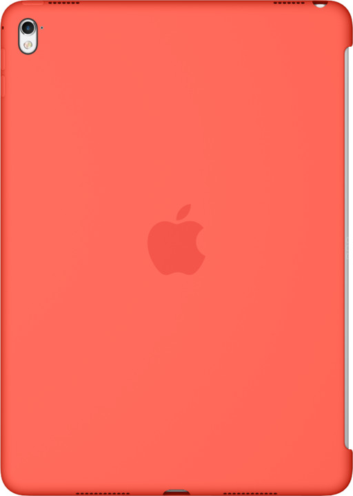 "Apple Silicone Case for 9,7"" iPad Pro - Apricot"
