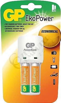 GP EkoPower +2x AAA EkoPower 630 mAh