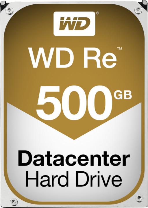 WD Re (ABYZ) - 500GB