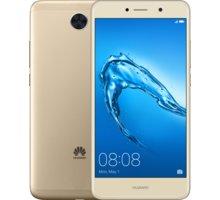 Huawei Y7, Dual Sim, zlatá - SP-Y7DSGOM + Zdarma MicroSDHC 32GB Kingston (UHS-I) v hodnotě 439Kč
