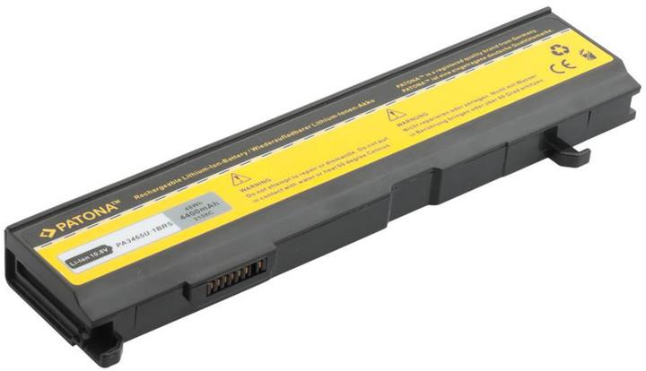 Patona baterie pro Toshiba Dynabook AX/55A 4400mAh Li-Ion 10,8V