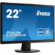 "iiyama ProLite E2283HS-B1 - LED monitor 22"""