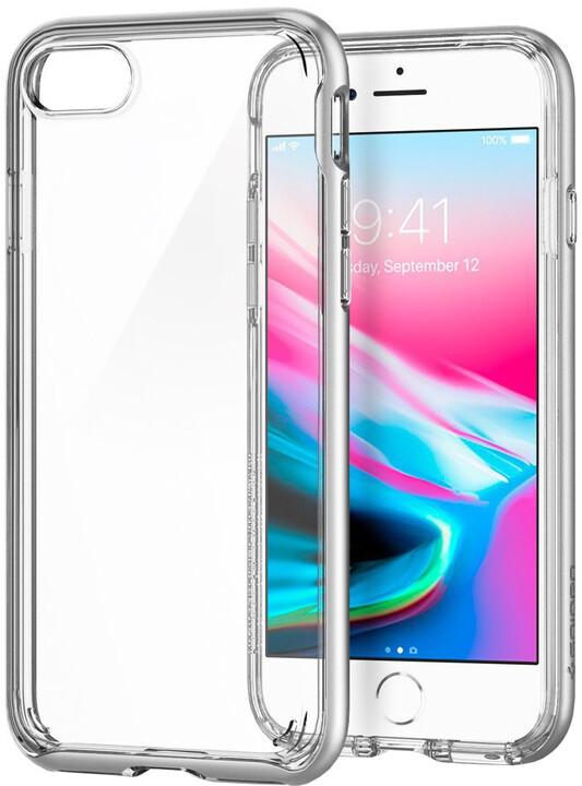 Spigen Neo Hybrid Crystal 2 pro iPhone 7/8, silver