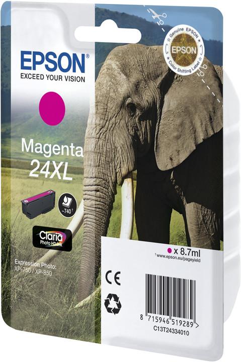 Epson C13T24334010, magenta