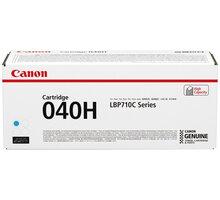 Canon CRG-040H, azurová - 0459C001