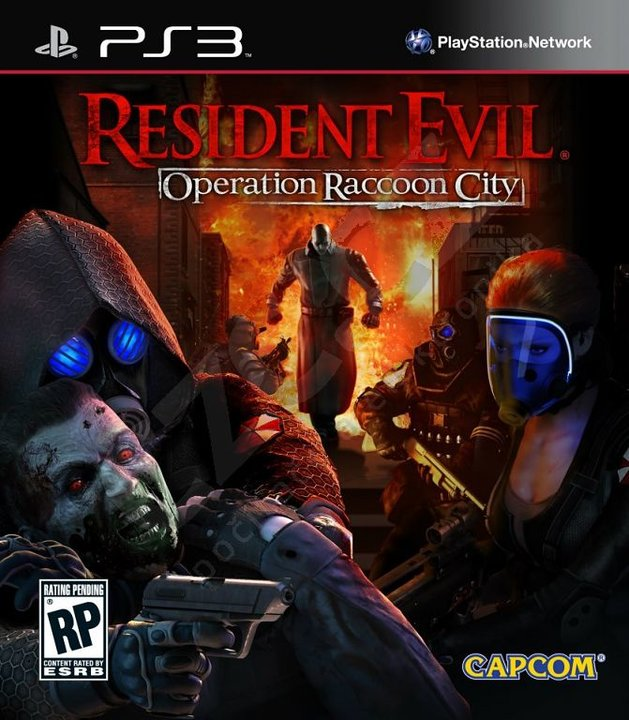 Resident Evil Operation Racoon City - PS3