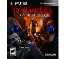 Resident Evil: Operation Raccoon City (PS3) - 5055060927205