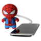 Lazerbuilt Marvel Kawaii 2600 mAh Spiderman powerbanka