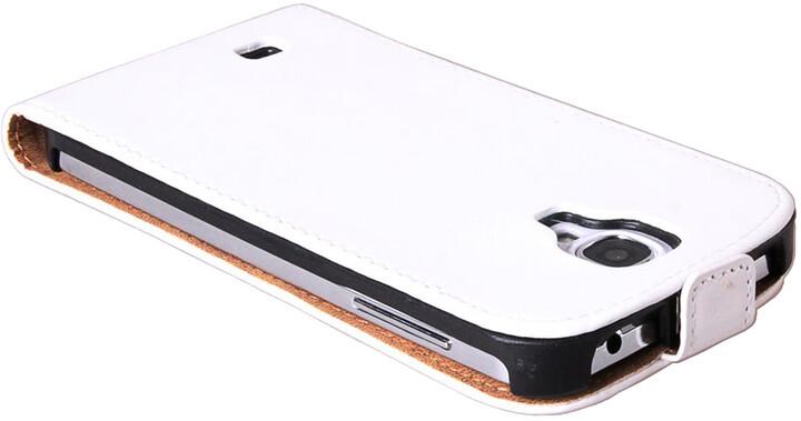 Patona pouzdro pro Samsung Galaxy S4 (I9505), bílá hladká