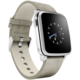 Pebble SmartWatch Time Steel, stříbrná
