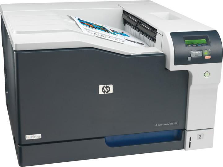 HP Color LaserJet Pro CP5225