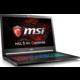 MSI GS73VR 6RF-047CZ Stealth Pro 4K, černá