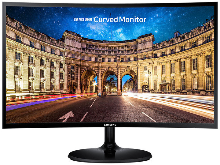 Samsung C27F390F - LED monitor 27""