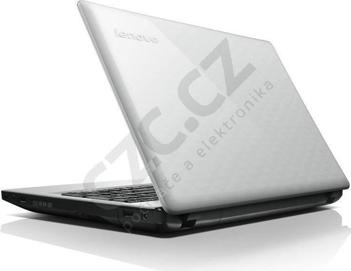 Lenovo IdeaPad Z580, bílá