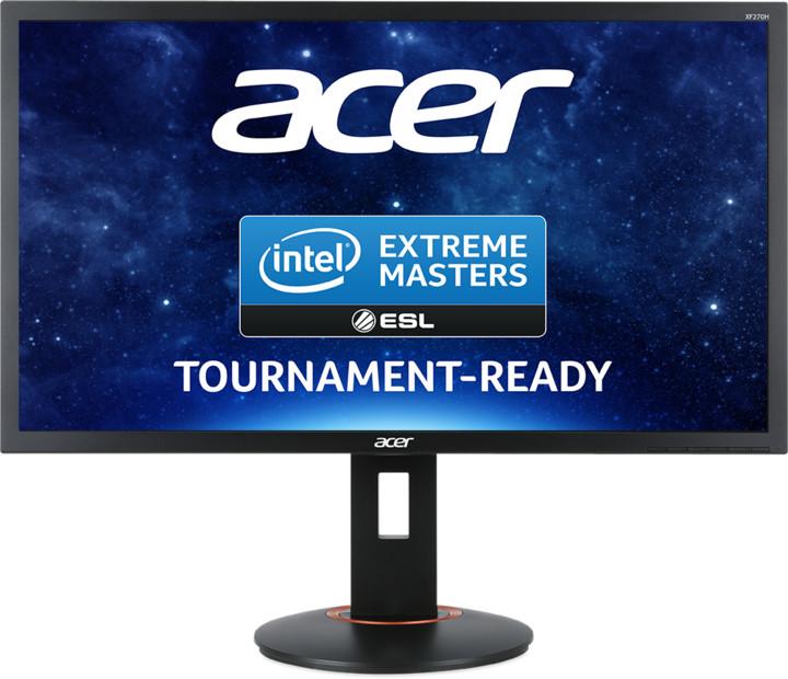 "Acer XF270HUbmijdprz Gaming - LED monitor 27"""
