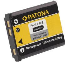 Patona baterie pro Olympus Li-40B / Li-42B 500mAh - PT1031