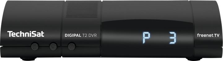 TechniSat DigiPal T2 DVR, DVB-T2, antracit