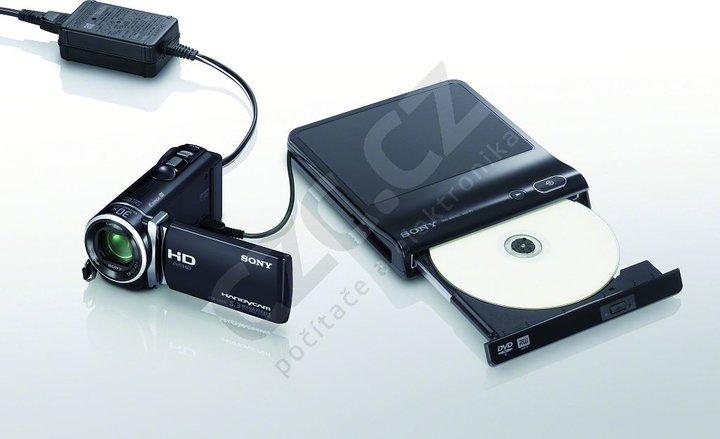 Sony HDR-CX210EB, černá