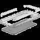 Cellularline TETRA FORCE CASE PRO pouzdro pro Apple iPhone 7 Plus, 3 stupně ochrany, bílá