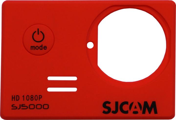 SJCAM ochranný kryt pro SJ5000 Wifi, červený