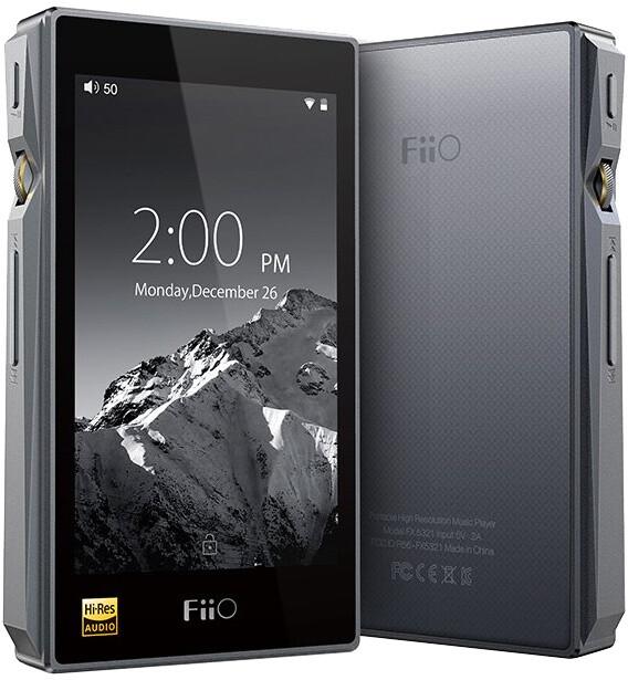 Fiio X5, 3rd gen., titanium