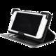 """Forever knížkové pouzdro (smartcase) univerzální 4-4,5"""" - černé"""