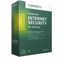 Kaspersky Internet Security pro Android CZ, 2 mobil/tablet, 1 roky, nová licence - KL1091OCBFS
