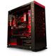 In-Win 805C RED, červená