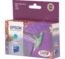 Epson C13T080240, azurová