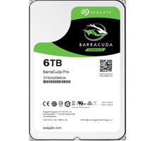 Seagate BarraCuda Pro - 6TB - ST6000DM004