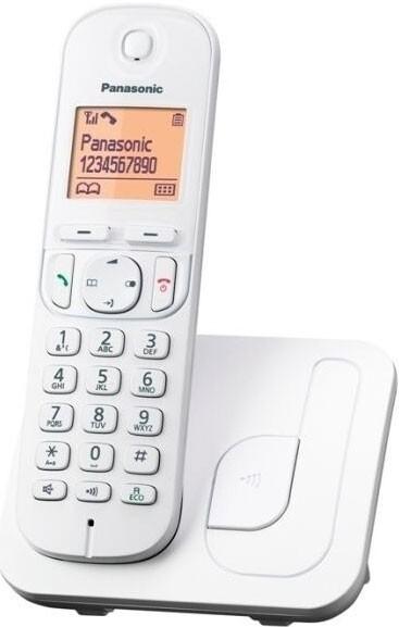 Panasonic DECT KX-TGC210FXW, bílá