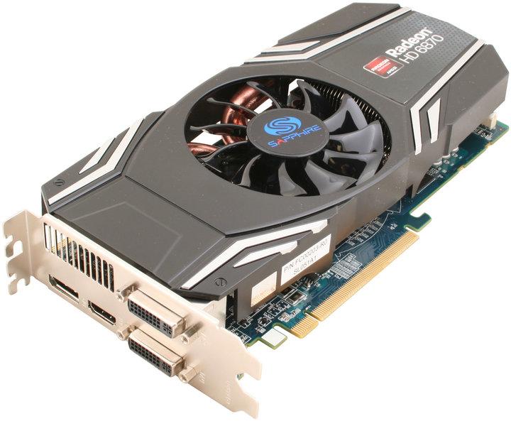 Sapphire HD 6870 1GB GDDR5