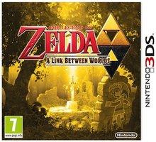 The Legend of Zelda: A Link Between Worlds (3DS) - NI3S7142