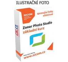Kurz NICOM ZONER PHOTO STUDIO - základní kurz