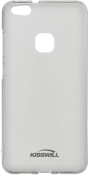 Kisswill TPU pouzdro pro Huawei P10 Lite, černá