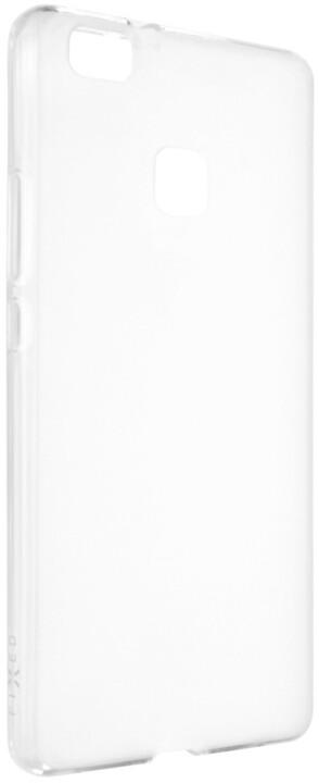 FIXED TPU gelové pouzdro pro Huawei P9 Lite, bezbarvá