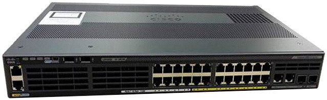 Cisco Catalyst 2960X-24PSQ-L