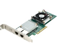 D-Link DXE-820T - Dual Port 10GBASE-T RJ45 PCI Express Adapter