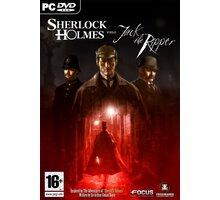 Sherlock Holmes versus Jack Rozparovač - PC - PC - 8594037371438