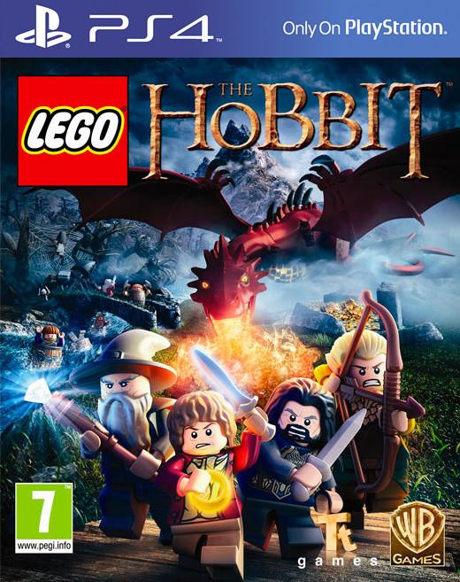 Lego The Hobbit - PS4