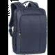 """RivaCase 8262 batoh na notebook 15,6"""", modrý  + Zdarma Sluchátka KNG Cyclone do uší, modrá v ceně 319 Kč"""